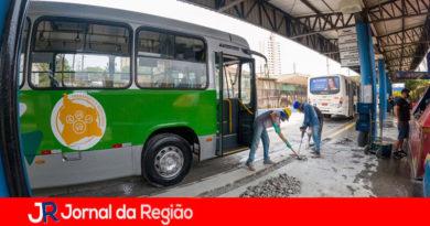Reforma terminal de ônibus. (Foto: Divulgação)