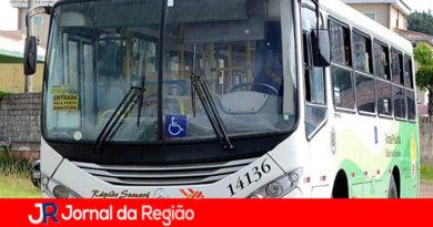 Ônibus Várzea Paulista. (Foto: Divulgação)